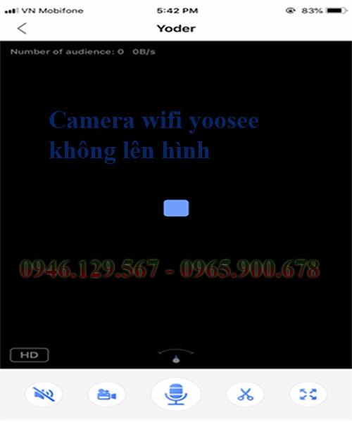 sửa chữa camera quan sát yoosee