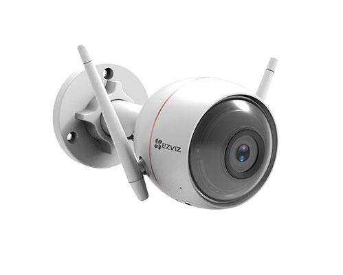 lắp camera gia đình camera thân trụ wifi