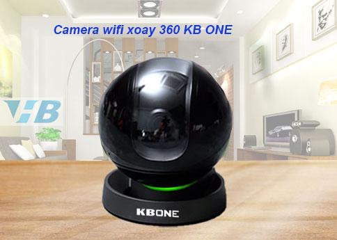 camera giám sát wifi KB ONE H22PW