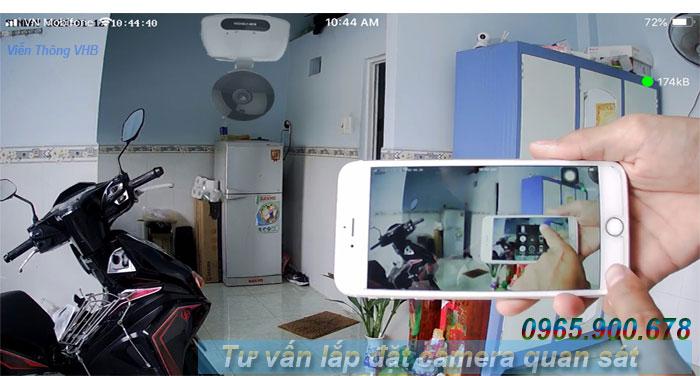Dịch vụ lắp đặt camera trọn gói giá rẻ