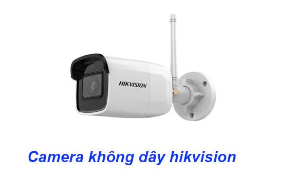 camera không dây ngoài trời hikvision