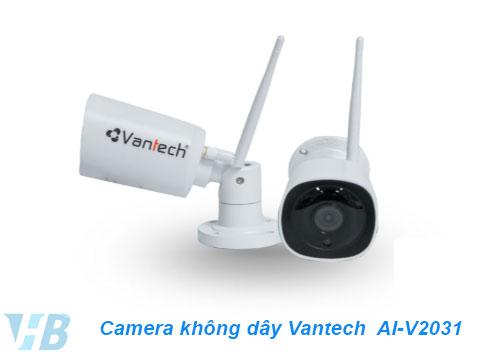 camera không dây ngoài trời Vantech