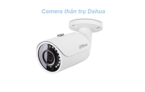 lắp đặt camera nhà xưởng camera thân trụ Dahua
