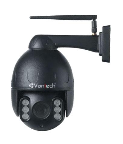 Camera quan sát không dây ngoài trời Vantech Speed dome