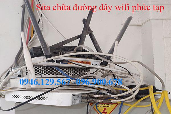 Thợ sửa mạng wifi
