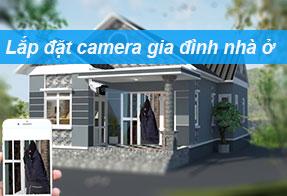 Lắp đặt camera quản lý từ xa qua mạng