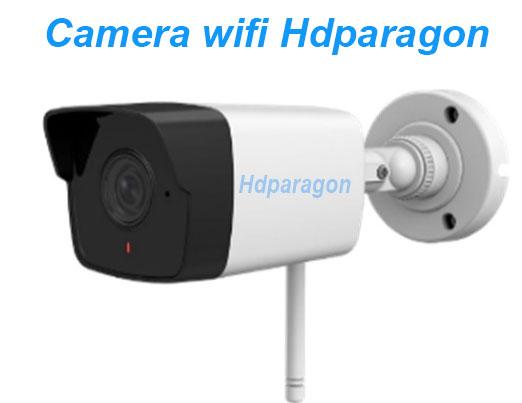 Camera quan sát không dây ngoài trời hdparagon