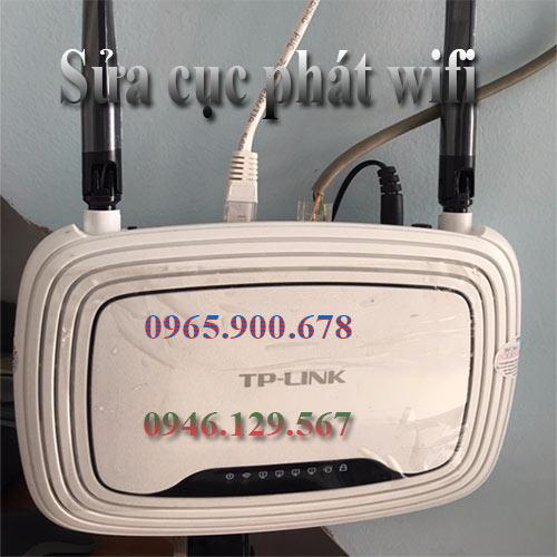 Sửa wifi tại nhà