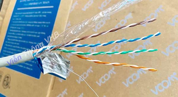 dây cáp mạng internet bao nhiêu tiền 1 mét