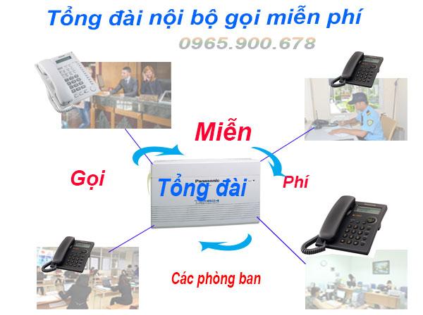 Lắp đặt tổng đài điện thoại tphcm