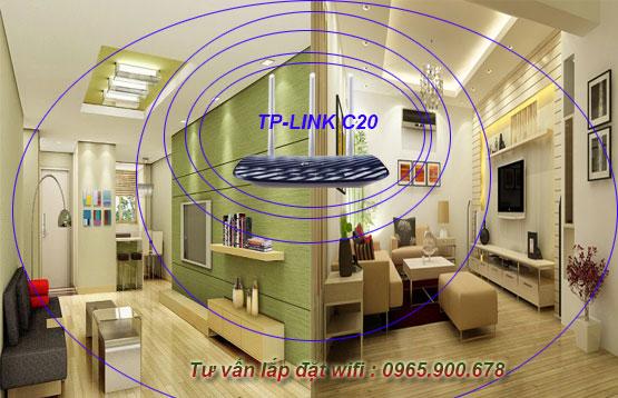 MODEM-WIFI-TP-LINK C20