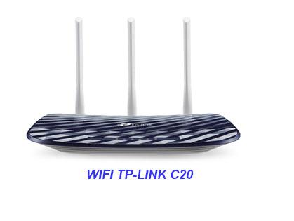 Bộ phát wifi 2 băng tần