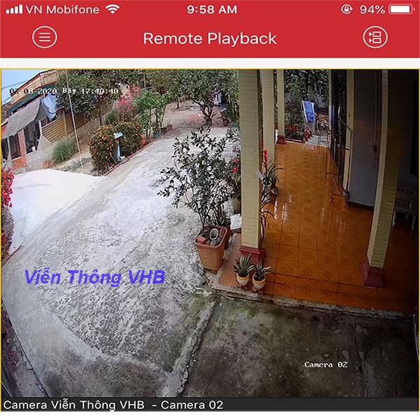 Bộ 1 mắt camera hikvision