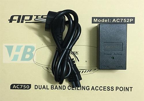 Bộ phát wifi aptek ac752p