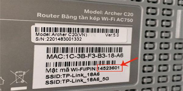 cài đặt wifi tp link c20 bằng điện thoại